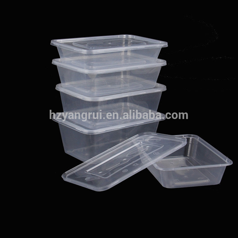 Plastic Microwave Safe Disposable Takeaway Food Container Buy