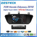 ZESTECH car audio store for Honda odyssey in China hot sell