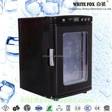 Customized lowes mini fridge and freezers with CE certificate