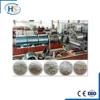 Plastic Recycling Single Screw Extruder Machine For Film