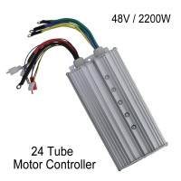 48V 2200W 24 mosfets electromotion bicycle controller