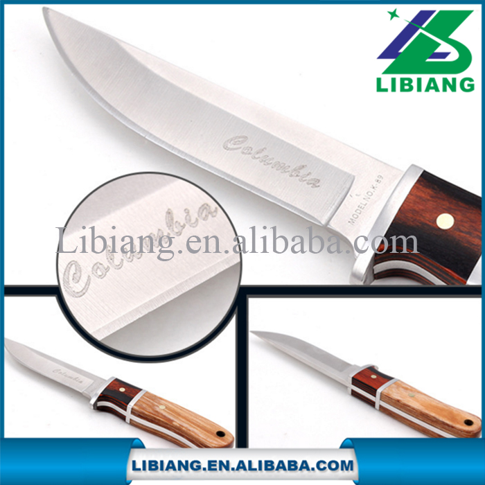 Wholesale new sharp outdoor camping knife