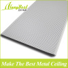 SGS Fireproof decorative acoustic ceiling tiles