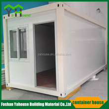 Brand new economic steel structure prefab container house office for sale