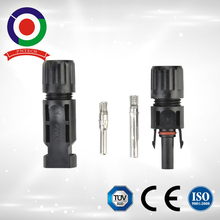 CE TUV Top Quality Male and Female PV004 waterproof MC4 Solar Connector