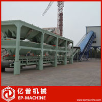 HZS120 Central Mix Automatic Ready-mixed Beton Concrete Batching Plant