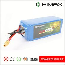 High rate rc 2200mAh 20C lipo battery 11.1v