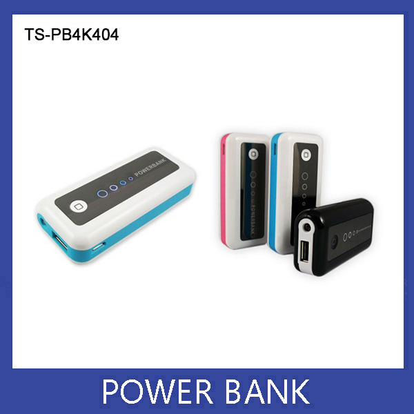 Factory Supply ..TS-PB5K204 5200MAH USB Mobile power,power bank for iphone, HTC.SAMSUNG