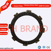 Factory motorcycle spare parts,high quality clutch plate of bike,wholesale china motorcycle parts