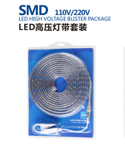 220v 5050 Quality Waterproof 5m Package Strip High Voltage Led Kit