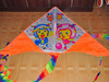 Promotional delta kite kids toys kite cartoon toys kite for sale
