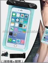 sport arm band case/cell phone arm band/mobile phone arm bag