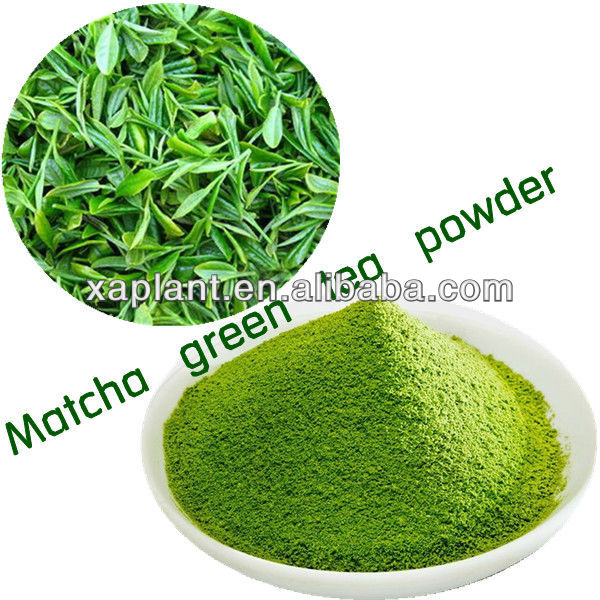 100% Free Sample Instant Matcha green tea powder
