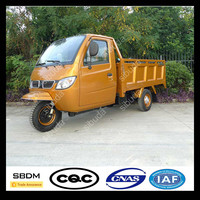 China Cargo Tricycle Made In China With Cabin