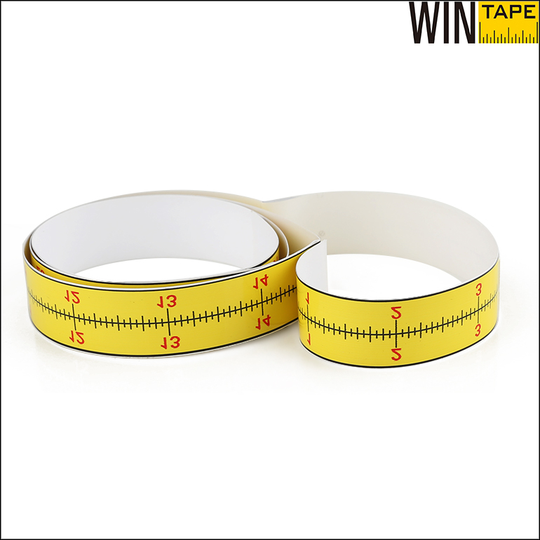 Medical Clinical Trials Usage Paper Tape Measuring Stick