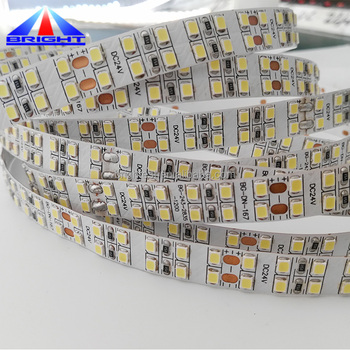 high lumen DC24V 3000k 4000k 5000k 6000k smd 5m roll waterproof 2835 led strip 12V