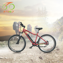 CE approved big wheel 27.5 inch mountain e bike electric bicycle 250w brushless hub motor 36v