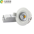 CE Rohs new recessed cob led gyro downlight dimmable downlight led anti-glare actec driver