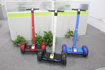 Leadway 8 inch/10inch two wheel scooter(F2-7)
