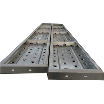210mm steel plank for steel frame