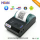 Portable Mini Small Bill Printer POS Receipt Printer Bluetooth/USB Factory Price