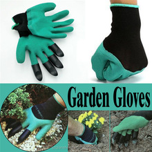 Universal Breathable Solid Color Garden Household Gloves Waterproof garden gloves