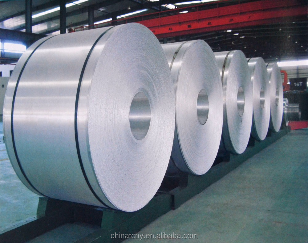 Maquinaria industrial materials 1050 1070 1200 mill finish mirror aluminum coil roll