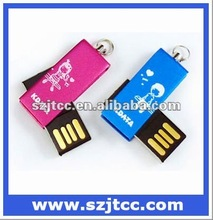 Pen Drive gift for Valentine's day, waterproof mini USB flash, promotional items usb