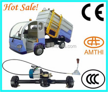 Cargo Tricycle 2 Speed Electric Motor Rear Axle Factory With CCC CE Certificate,DC gear motor 60V 2000W for tricycle