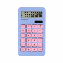 Hot Selling 10 Digit Solar Desktop Calculator with Standard Function