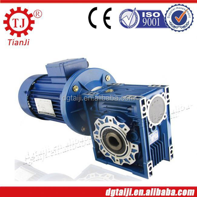gear motor for sugar cane factory, worm gear box