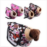 Pet Lovely Hearts/Butterfly Carrier Bag Cat Dog Tote Travel Bags Free Shipping