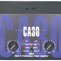CA Series Professional Audio PA System