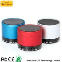 High Ending Portable Mini Stereo S10 Bluetooth Speaker with SD Card Gift for Christmas
