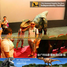 My Dino-V31 Indoor realistic animal costume for show