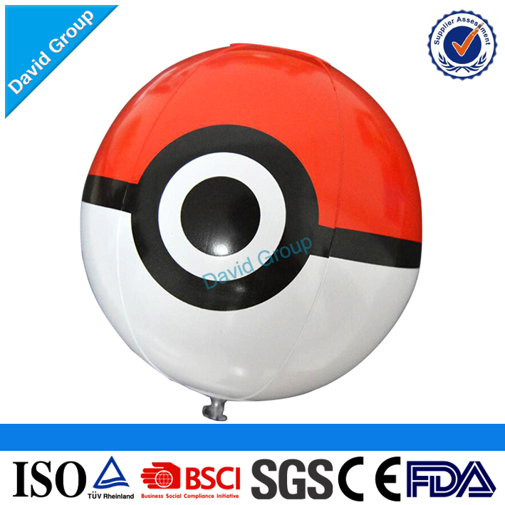 Promotional Wholesale Logo Customized Printed Inflatable Bumper Ball