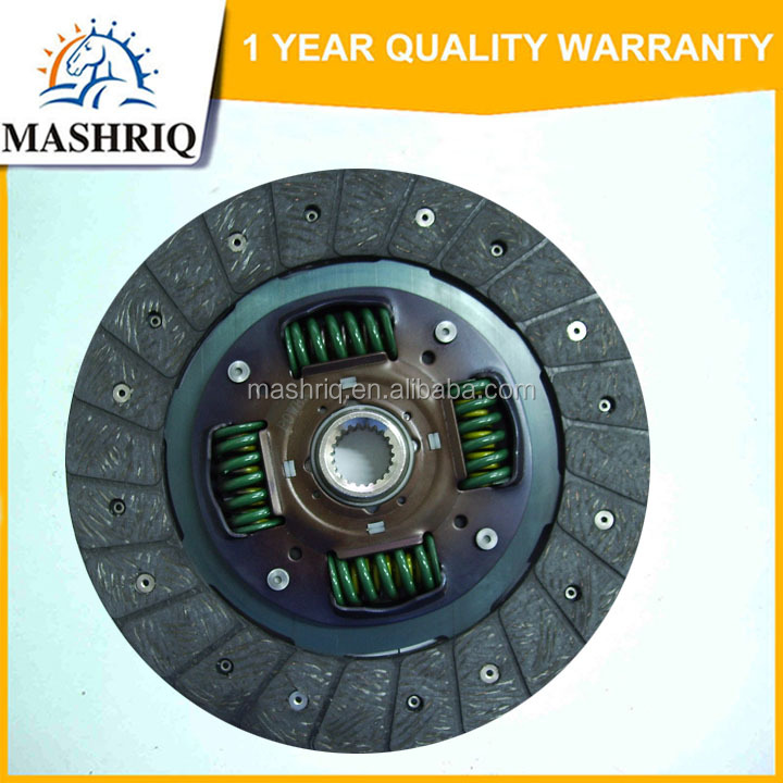 Genuine korean auto parts friction clutch disc SDKI-162 for KIA
