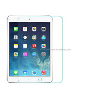 New product for iPad6/iPad5/iPad mini 2.5D Tempered Glass Screen Protector