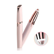 Portable Mini Electric Painless Women's Brows Eyebrow Razor Trimmer