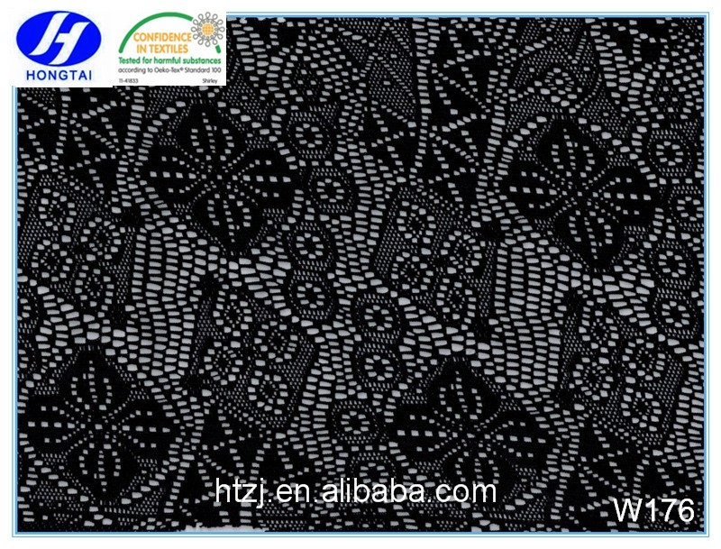 new arrival popular design high quality colorful embroidery african cord lace fabric