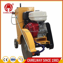 walk behind gasoline concrete cutter