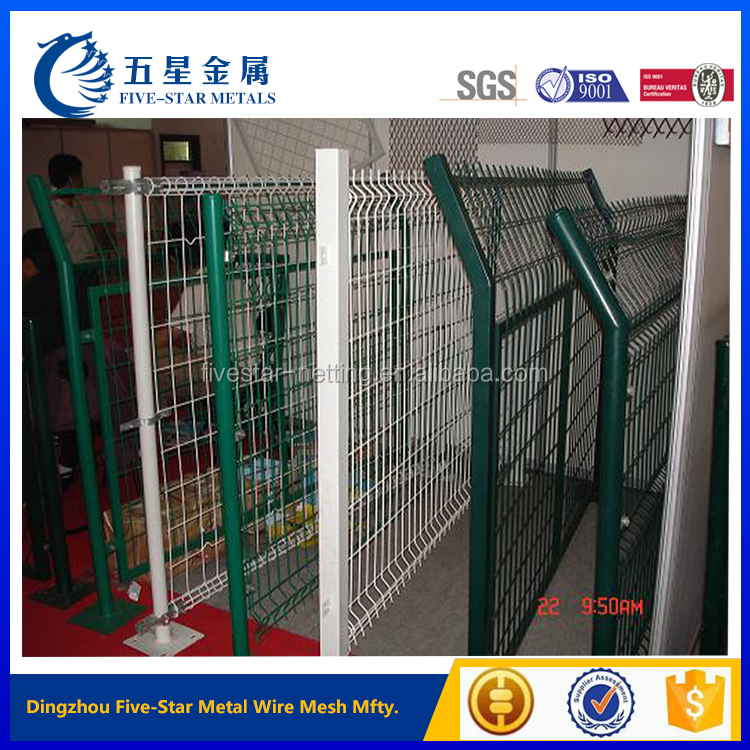 good price of metal garden iron fence panels