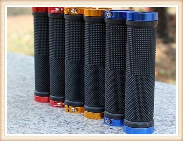 Mountain Bicycle Handlegrips Fixed Gear Bike Grips Outdoor Sports Cycling Handlebar Grips Bicycle Parts