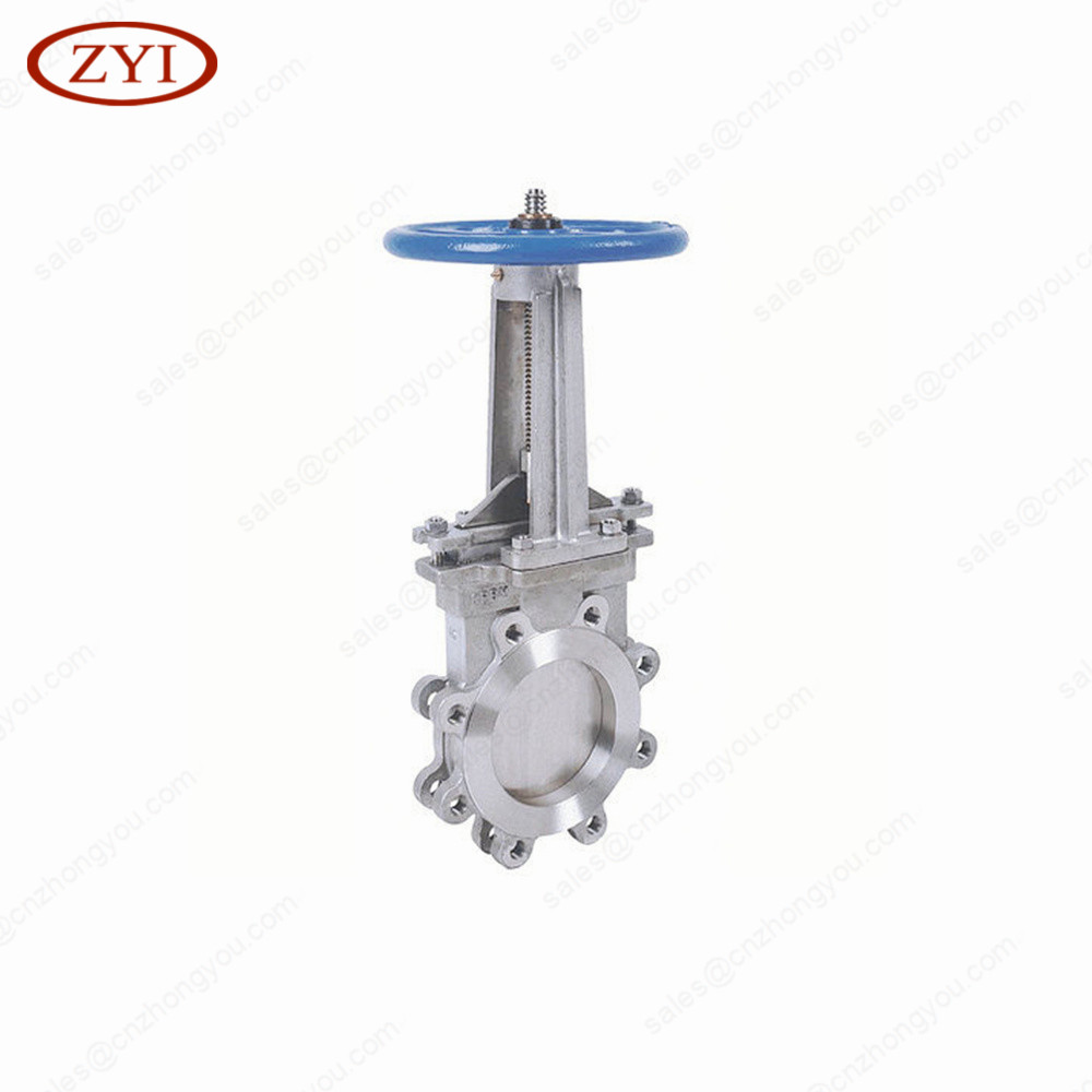 Best quality industrial knife gate valve