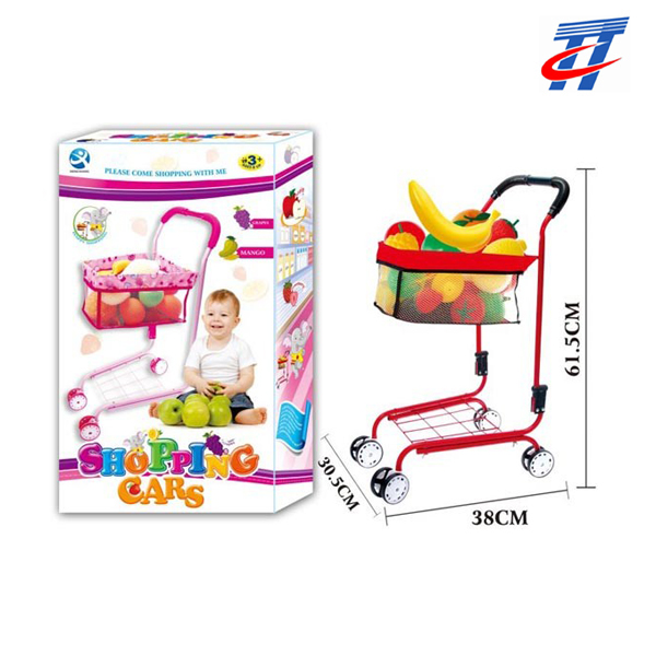Shopping Cart baby shopping trolley toy