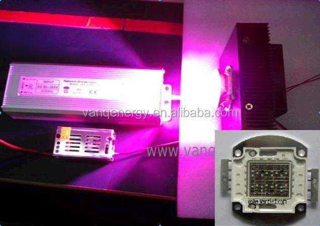 LED power supply+ heatsink+ lens+ fans!! led grow light kits (10w-150w) for customized growing lamp