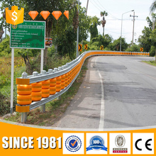 Hot sale high security roller safety barrier / Highway Fence
