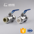 with the good quality ppr double union ball valve