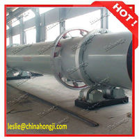 High performance reliable wood chips rotary drum dryer with large capacity and good price