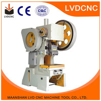 series punching machine for aluminium profile , steel press, hole stamping press
